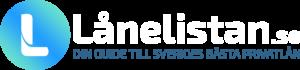 Lånelistan.se - logo